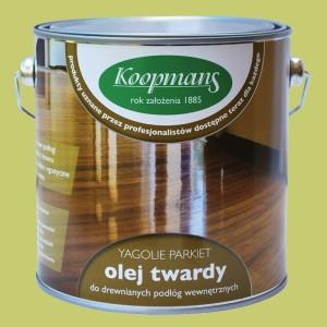 Naturalny bardzo twardy olej wewnętrzny Yagolie Parkiet jak OSMO