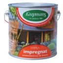 Impregnat powłokotwórczy z dodatkiem oleju Impra