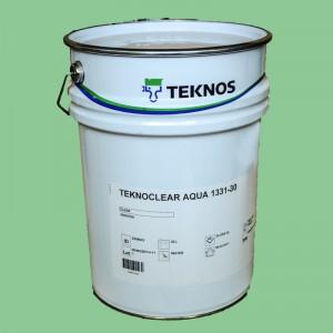 Innowacyjny wodny lakier wewnętrzny Teknoclear Aqua 1331