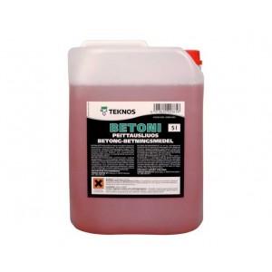 Środek do czyszczenia betonu TEKNOS BETONI od 0,5L