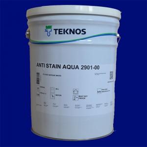 Podkład izolujący do drewna twardego Antistain Aqua 2901-00