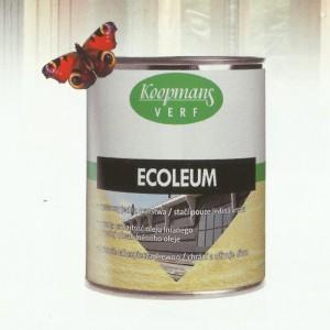Olej jednopowłokowy Ecoleum aż 90% ciał stałych