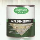 Impregnujący olej na zewnątrz- Impregnerolie
