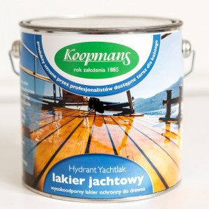 Mega odporny lakier jachtowy Hydrant Yachtlak